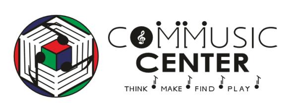 commusic center logo