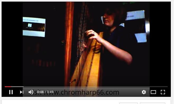 Vanessa D'Aversa M° Cross Strung Harfe 66 n.4