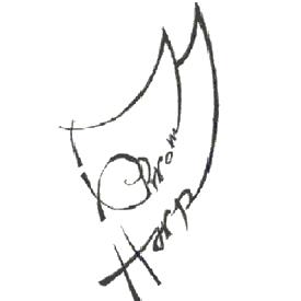 Chrom Harp 6/6
