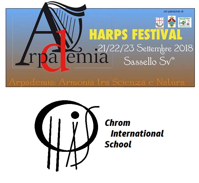 copertina Harps Festival