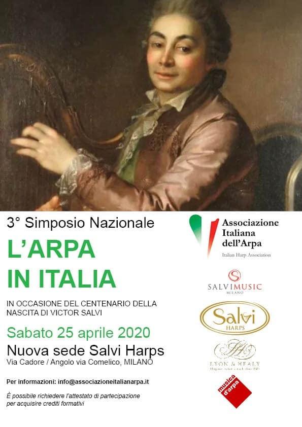 Simposio Nazionale L'Arpa in Italia